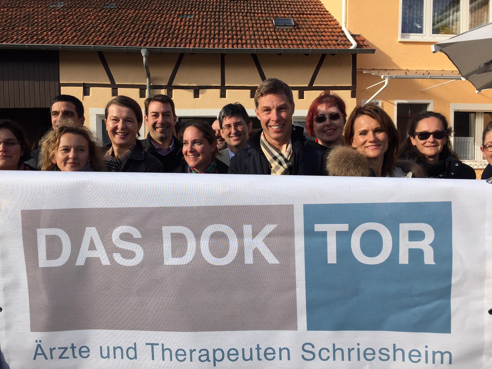 Wir sind DAS DOK:TOR!